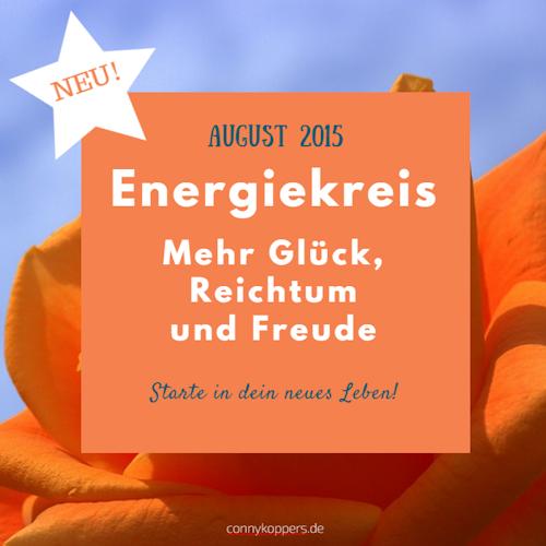 Energiekreis im August