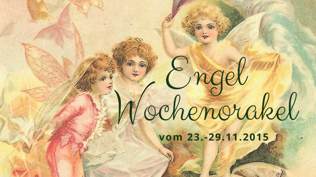 Engel-Wochenorakel