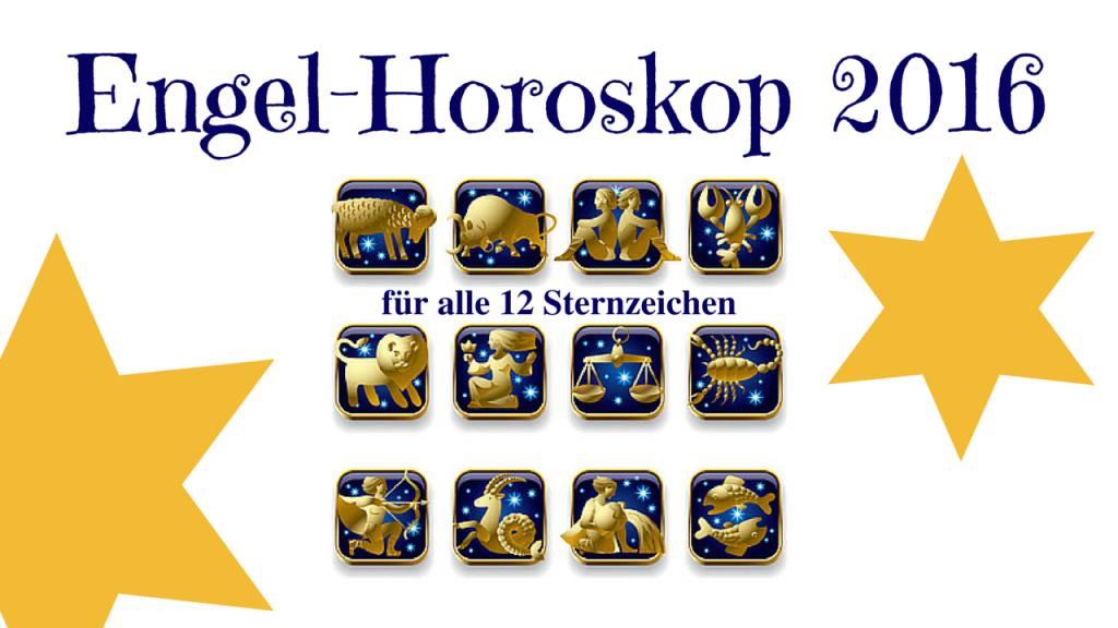 Engel-Horoskop für alle 12 Sternzeichen